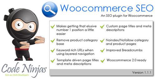 افزونه سئو ووکامرس با Yoast WooCommerce SEO v1.1.5