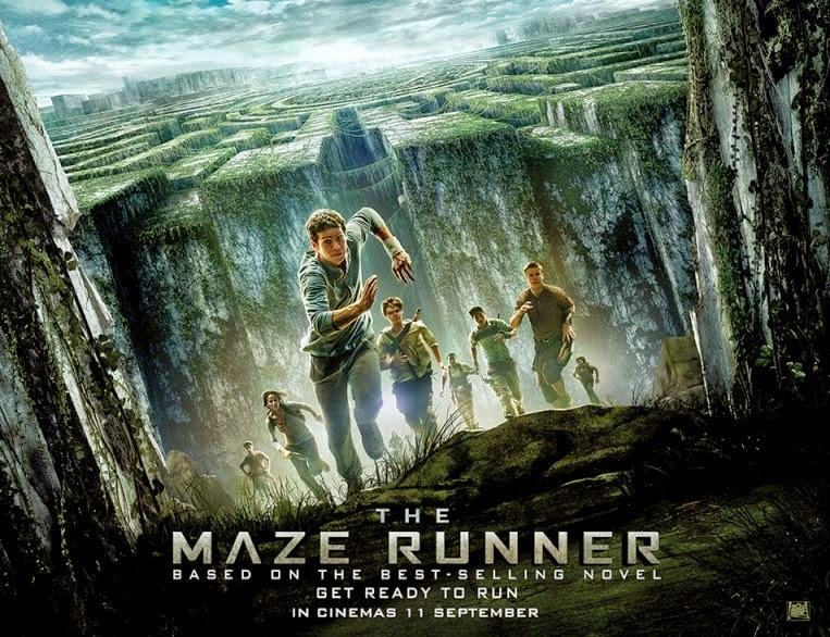 دانلود فیلم سینمایی دویدن در مارپیچ Maze Runner 2014