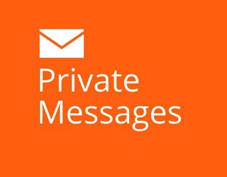 افزونه فارسی پیام خصوصی و نامه نگاری بین کاربران عضو وردپرس
