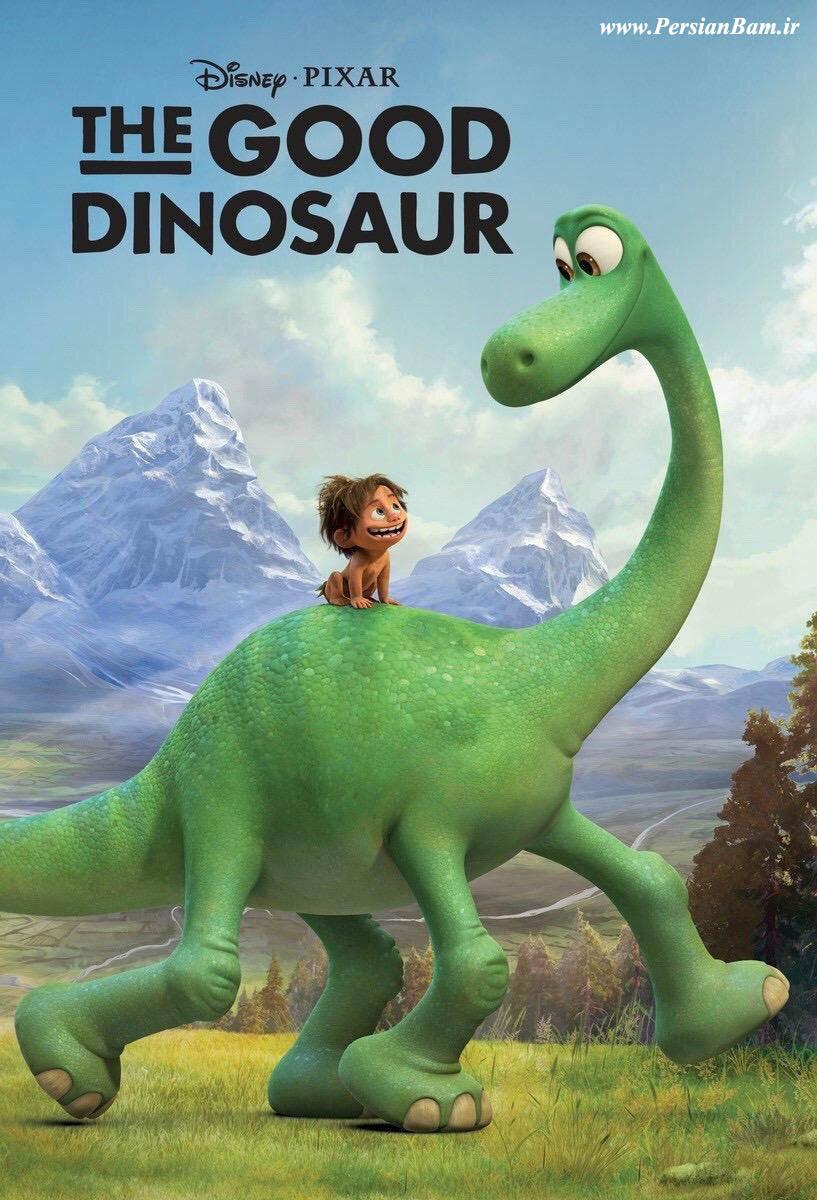 دانلود انیمیشن The Good Dinosaur